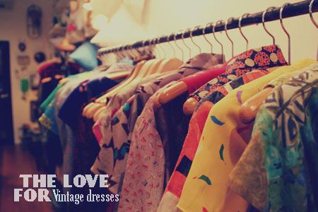 Day 3. Travelshopa - spoil your eyes with some exquisite vintage fashion before leaving for home #SGTravelBuddy