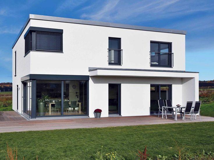 Schlüsselfertiges Massivhaus Spektralhaus: Kubus Haus Ulm - Regnauer Hausbau In 2019