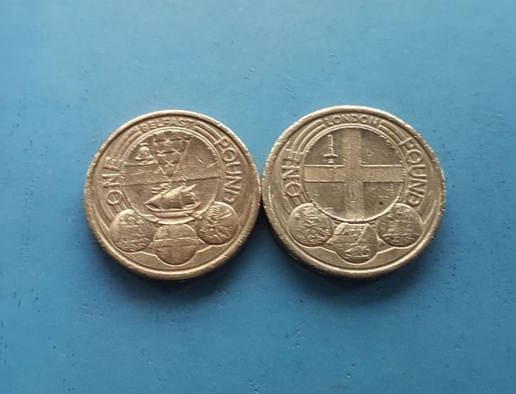 £1 One Pound Coins x 2 Cardiff  Belfast £10.99 Or Best Offer Ebay Uk Item Number 263554877846
