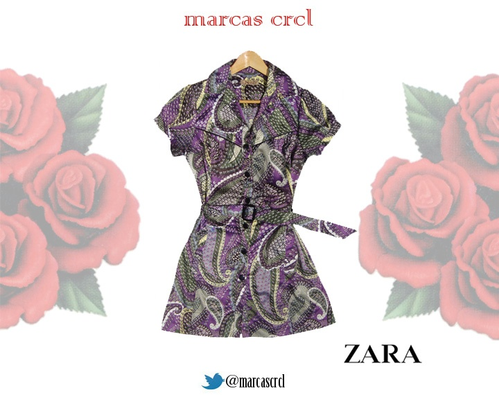 Blusa Zara  Talla S