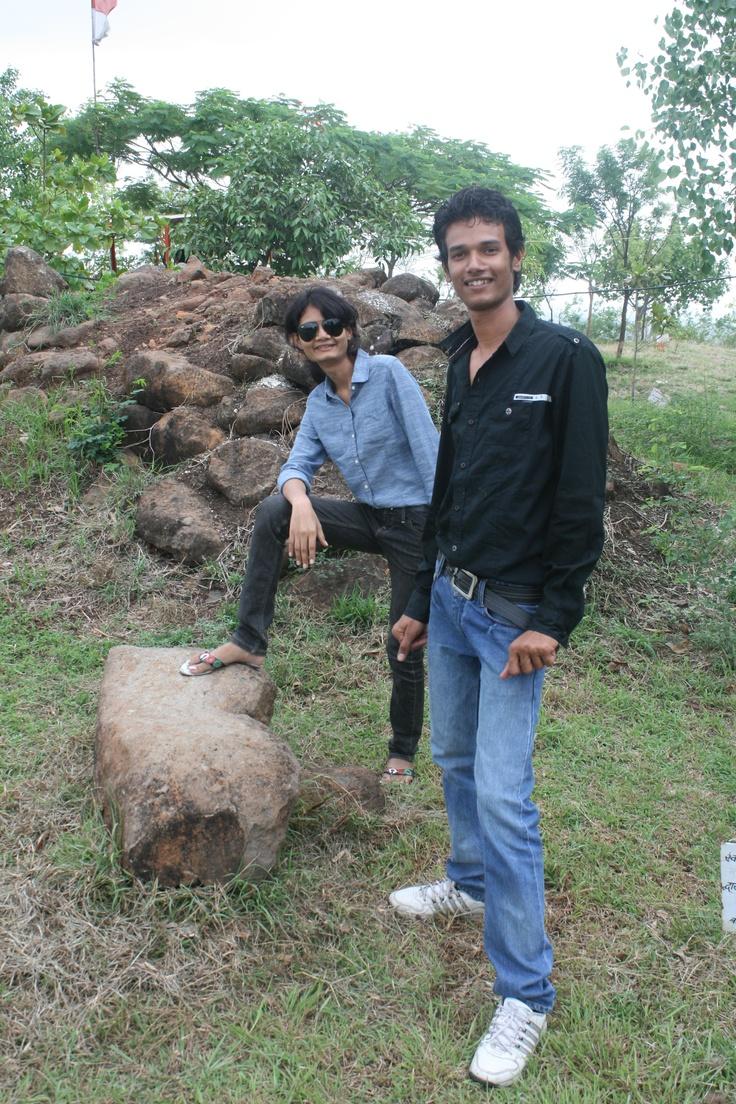 Yogesh Nagar With Harshali