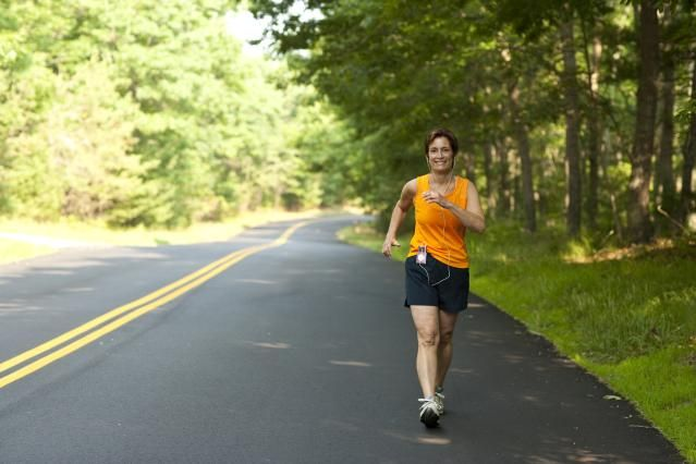 How to get in shape with walking workouts. Use walking workouts and exercise to get in shape and build speed, endurance, and aerobic capacity.