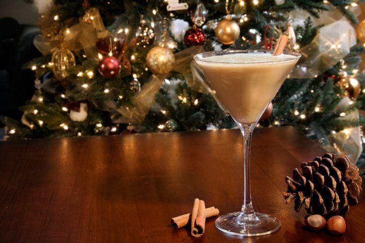 Receta de Martini de Rompope