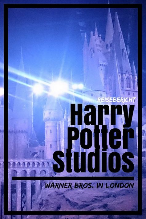 Harry Potter Studios London: Studiotour durch echte Filmsets und originale Requisiten. Unser Reisebericht aus den Warner Bros. Studios in London, UK, Großbritannien