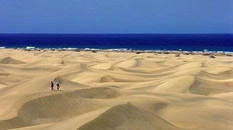 Playa Del Ingles - Gran Canaria - The Dunes