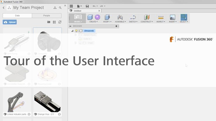 1: Tour of the Interface