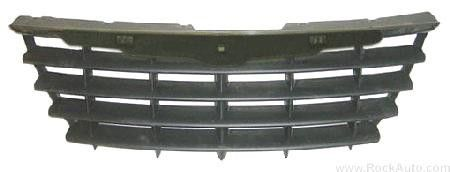 2005-2007 Chrysler Town & Country Grille