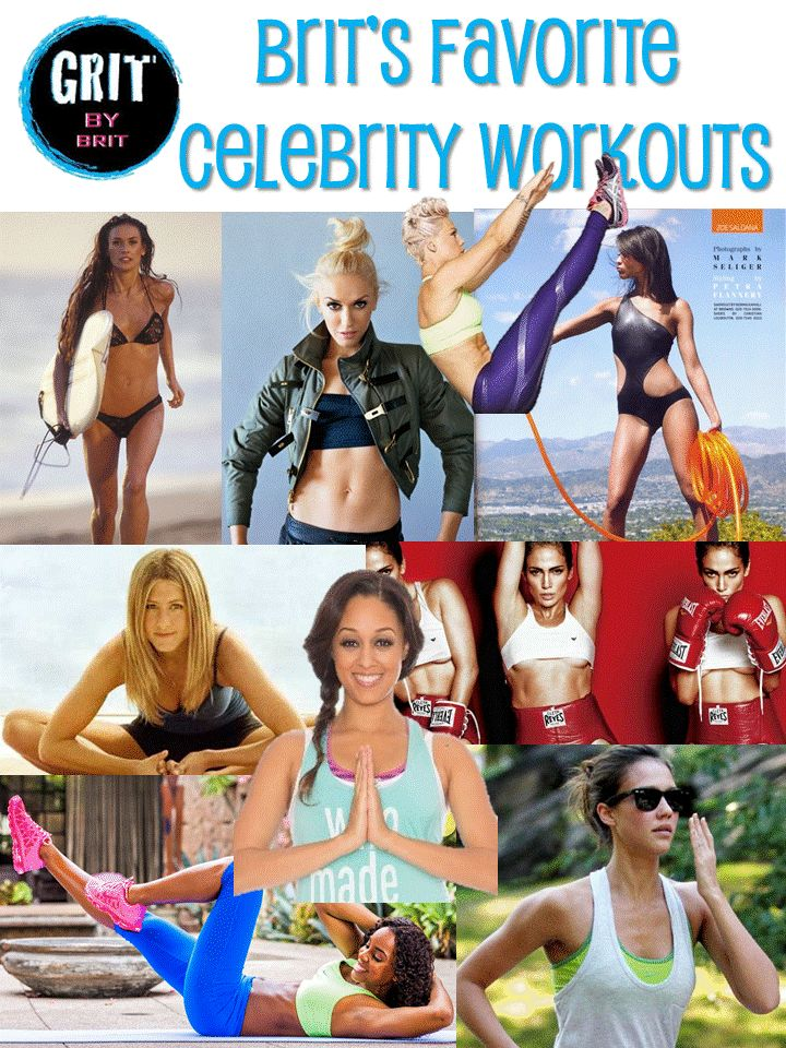 Celebrity Fit Club: Boot Camp Workout - amazon.com