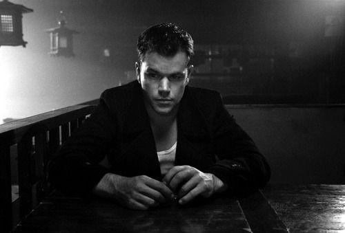 Matt Damon Jason Bourne Workout