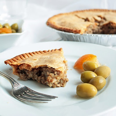 Tourtiere - my grandmother's recipe for a traditional French Canadian meat pie that has been passed down for generations!