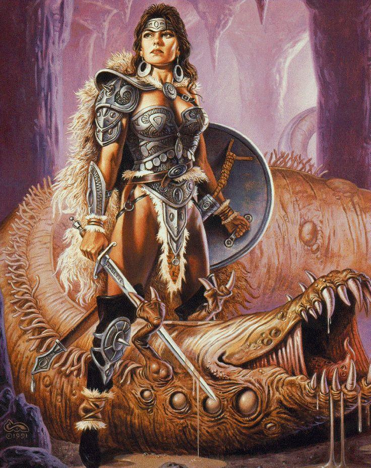 картинки амазонки и драконы что раньше, при