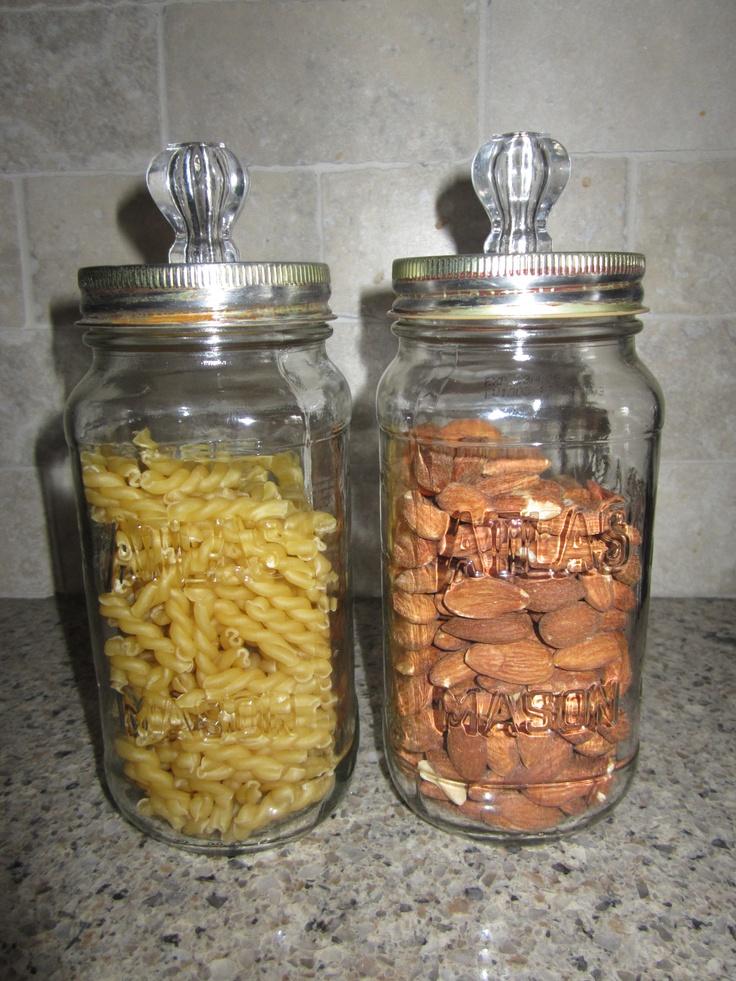 28 best mason jars love images on pinterest jars for Jar crafts