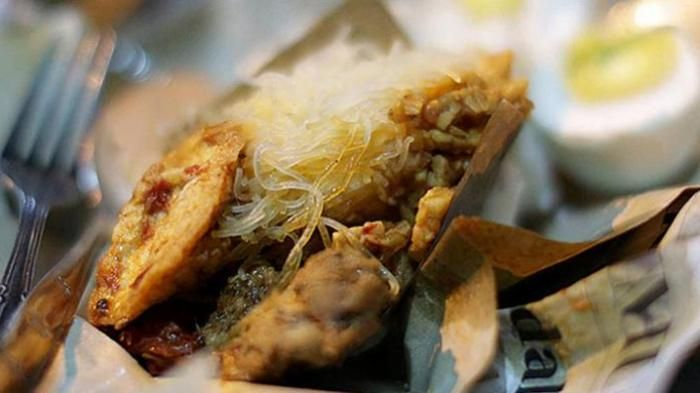 Nasi Bodrex - Dinamai Mirip Obat Sakit Kepala, Inilah Asal Usul Kuliner Banyuwangi Ini