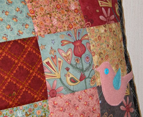 Můj patchwork 2013 – Andrea Chromíková – Webová alba Picasa
