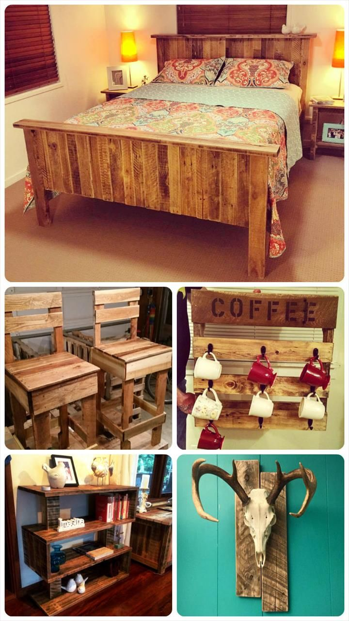Diy comfortable pallet adirondack chair 101 pallets - 125 Awesome Diy Pallet Furniture Ideas 101 Pallet Ideas Part 8