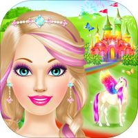Magic Princess Makeup Makeover and Dress Up Games for Girls by Peachy Games LLC