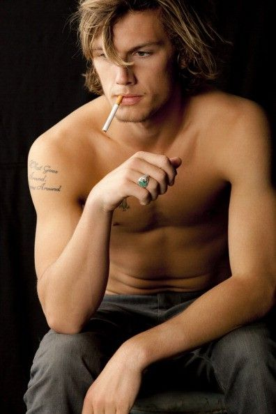Alex Pettyfer is totally, hands down, the Dark King Oden ...