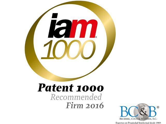 Expertos en Propiedad Intelectual. TODO SOBRE PATENTES Y MARCAS. En BC&B, somos la única firma de Propiedad Intelectual en México con más de un abogado en patentes, reconocidos en la Guide to the World's Leading Patent Law Practitioners, publicada por Euromoney, PLC. Le invitamos a consultar nuestra página de internet para conocer todos los servicios que podemos ofrecerle en materia de registro de propiedad intelectual. www.bcb.com.mx #bc&b