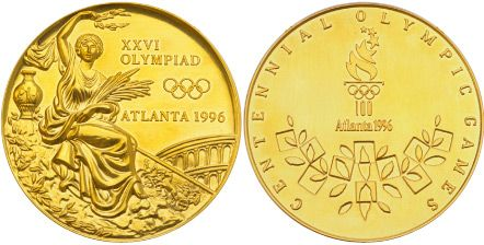 Timeline of Olympic Medals