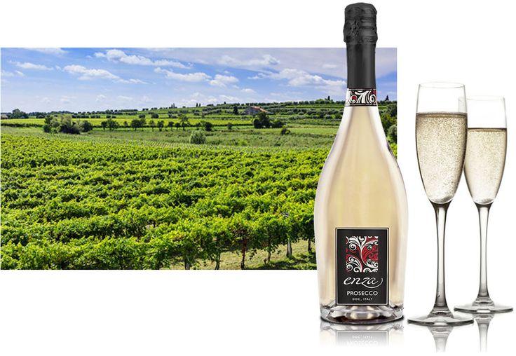 Enza Prosecco | Italian Sparkling Wine