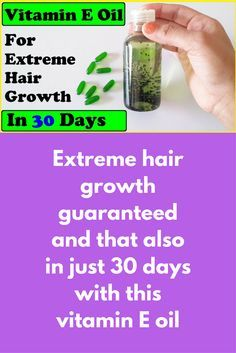 Extreme hair growth guaranteed and that also in just 30 days with this vitamin E oil Today I am going to share how can you prepare Evion 400 (Vitamin E) oil at home for extreme hair growth. Today I will tell you how can you use vitamin E oil in your hair care routine You will need 6 evion 400, vitamin E capsules coconut oil amla oil olive oil castor oil …