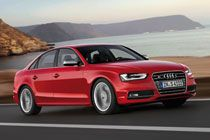 The Audi S4 is the performance version of Audi's popular luxury saloon. Bestowed with a 3.0-litre V6 TFSI engine and quattro all-wheel drive, the #Audi #S4 is aimed at the young at heart who love to drive and drive quick.
