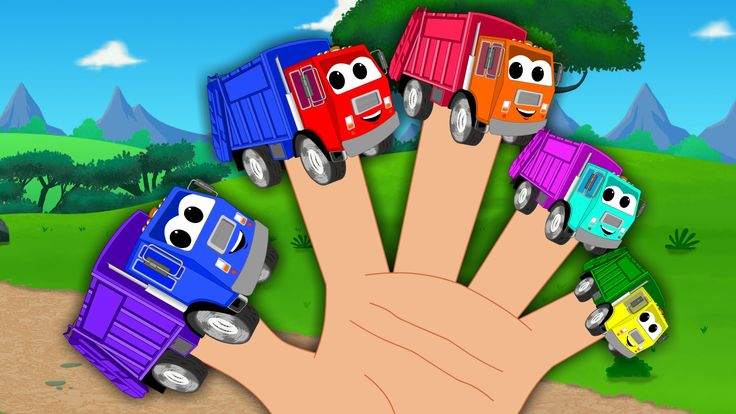 Meet the garbage truck family! This Finger Family wants to surprise us at playtime! #fingerfamily #learningvideo #educationalvideo #kidssongs #kids #family #parenting #fun #playtime