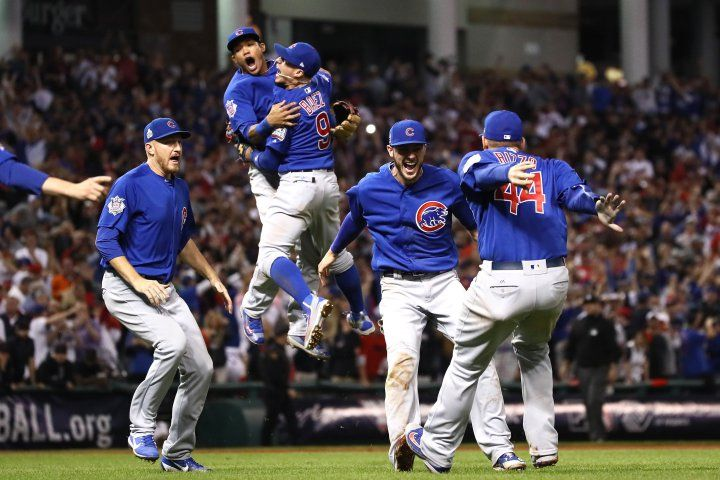 It's a historic World Series win