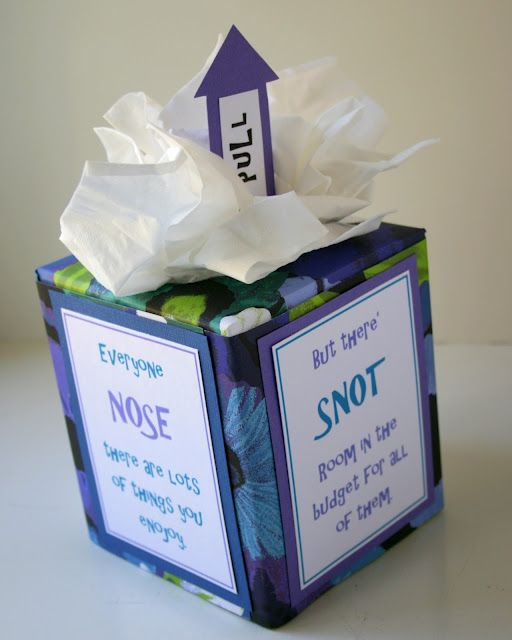 A very cute way to give gift cards or money. :)