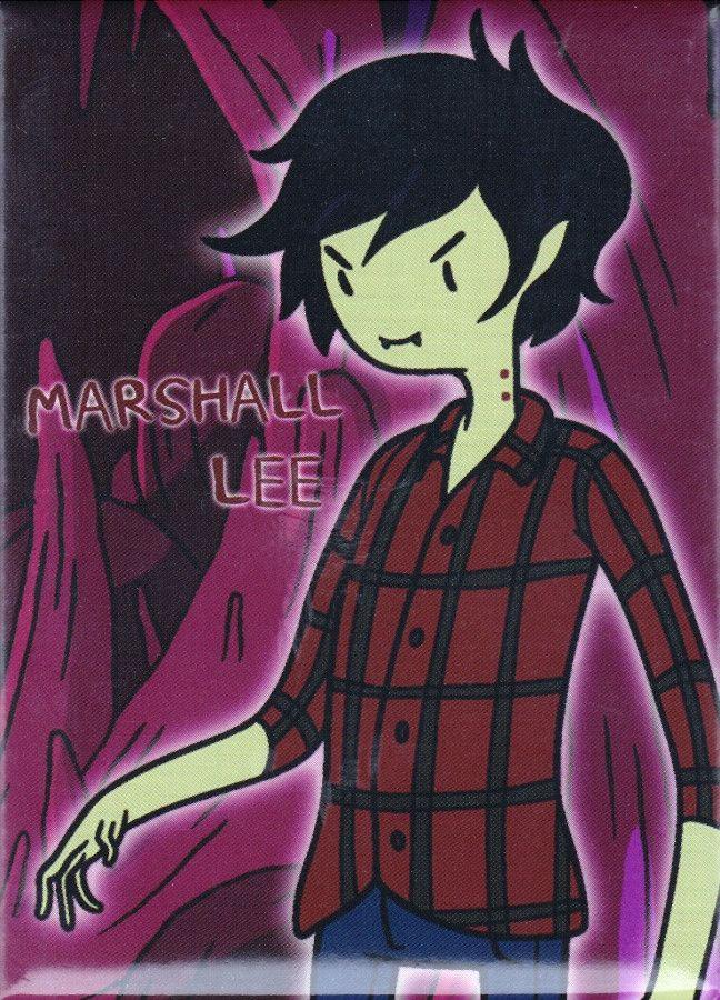 Marshall Lee Magnet