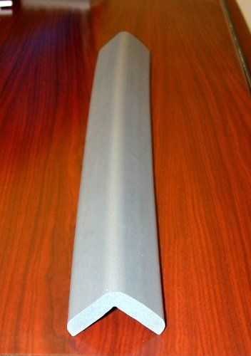Kids Edge Wide Profile Pad, One Stick W/Tape GRAY 54 inch >>> Discover this special dog product, click the image : Dog gates
