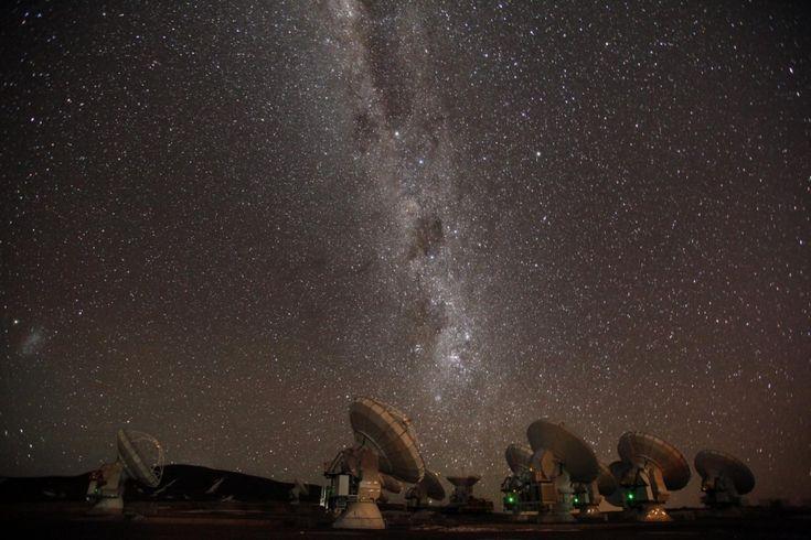 C'è #polverecosmica anche nelle altre galassie! #astronomia #universo
