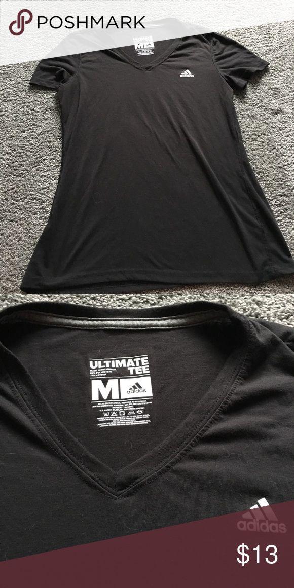 Adidas workout shirt Short sleeve workout shirt. EUC. adidas Tops Tees - Short Sleeve