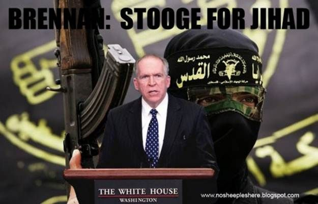 Did you know that John Brennan, nominee for CIA Director, is a Muslim convert who was turned to Islam by the Muslim Brotherhood?