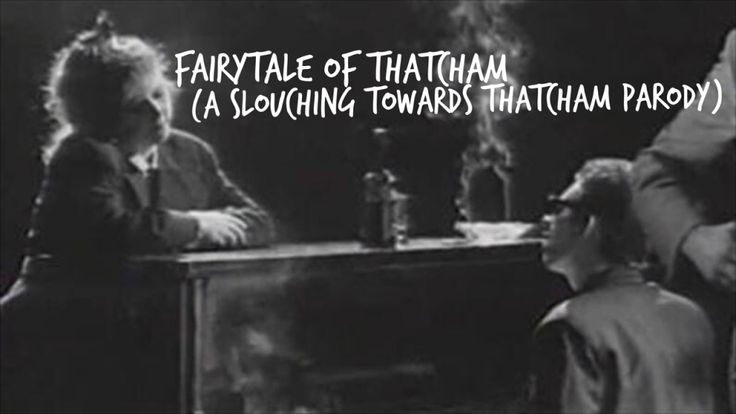 Slouching towards Thatcham - What if The Pogues had written a Christmas song about parenting?