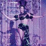 Carmen Carrera: Show Girl. W mag august 2013
