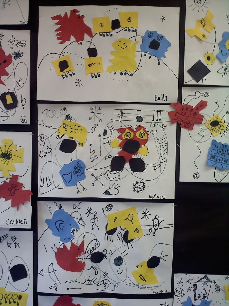 Joan Miro   Meet the Masters