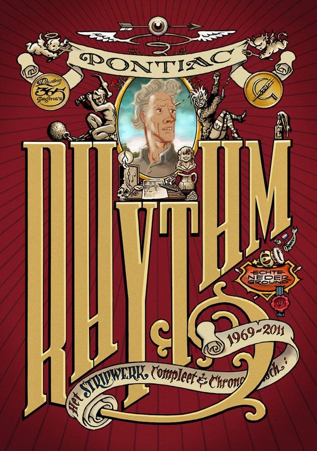 Peter Pontiac's 'Rhythm'