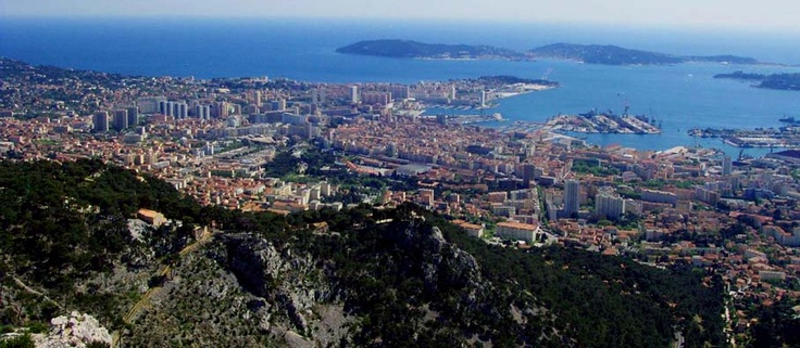 Toulon, France: I visited there during our three week VR period on my first cruise.  It was an interesting enough city, but not exactly a blast.  One thing I remember from there, that I'm sure every other Sailor that's been there does as well, were the smashed sandwiches.  Nom!