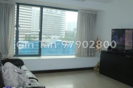 Apartment For Sale - Watermark Robertson Quay, 3 Rodyk Street, 238213 Singapore, APT, 2BR, 1033sqft, #19357418