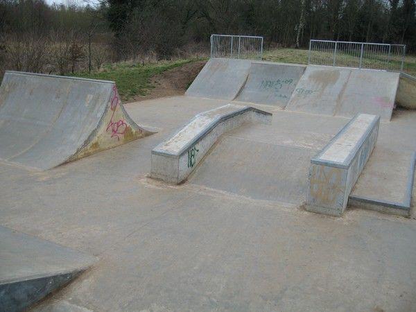 Marlow Skatepark