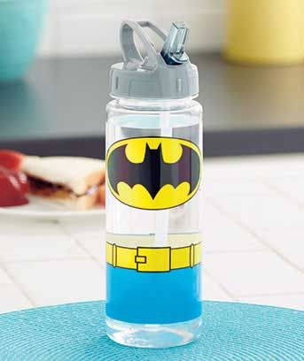 For the Super Hero Dad: Super Hero Water Bottles #fathersday #giftideas #summer