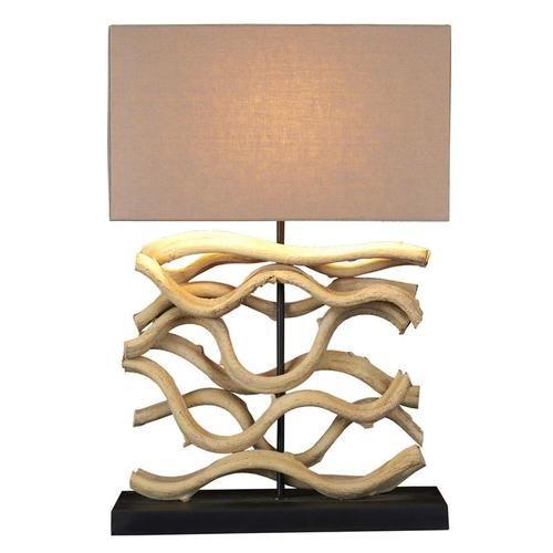 Medium Sculpture Table Lamp