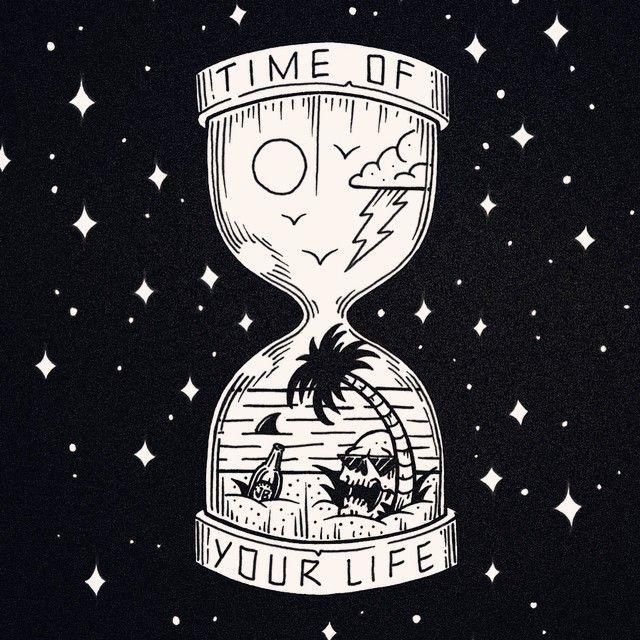 Jamie Browne Art @Jamie Browne ~ jamiebrowneart.com ~ Time of your Life