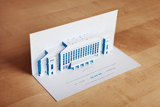 Design Work Life » TOKY: 2012 St. Louis Public Library Gala Invitations