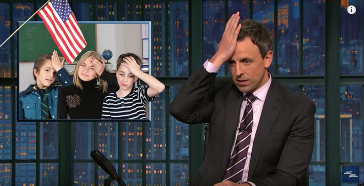 Seth Meyers Explains Why Facts Are Dead in the Age of Donald Trump