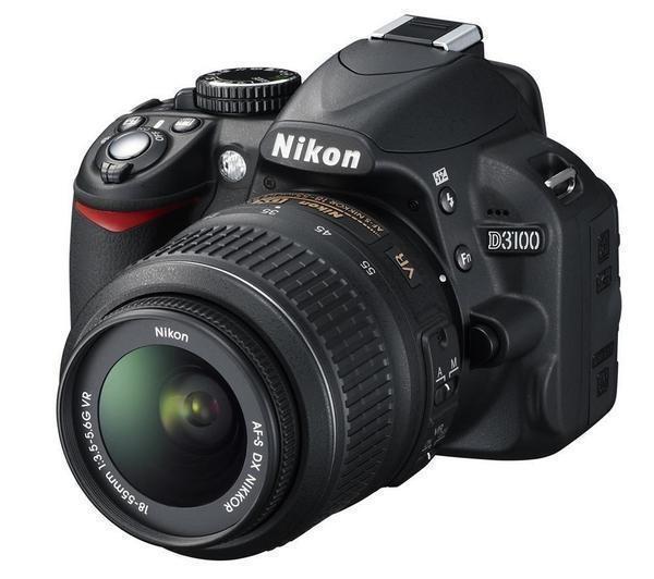 Nikon D3100 Af S Dx 18 55 Mm Vr Lens