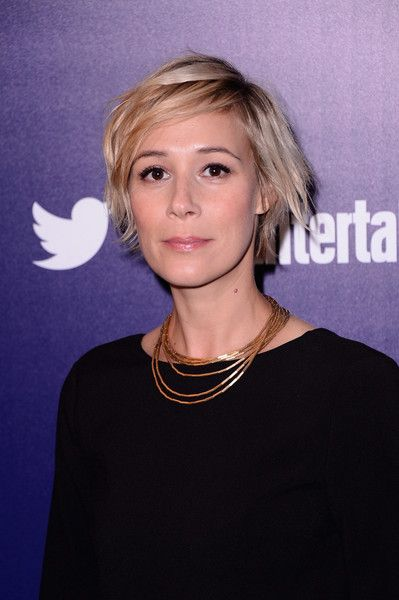 Liza Weil in 'Entertainment Weekly' and 'People' Celebrate The New York Upfronts - Arrivals
