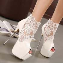 Sapato Feminino Importado-especial Para Noivas!