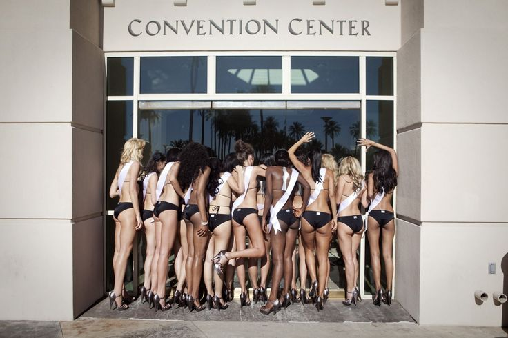 Striking Pictures Show What Beauty Pageants Look Like Behind The Scenes #refinery29